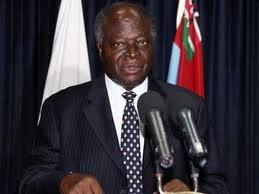 kenyan president
