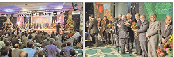 استقبال 70 هزار شهروند پایتخت از شمسه قرآنی