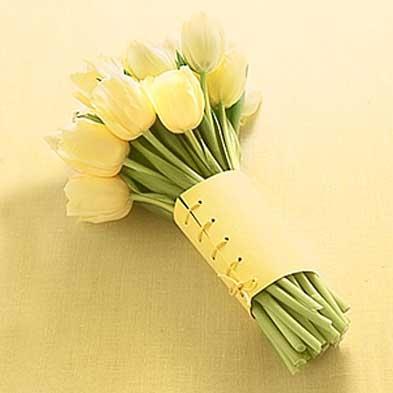 آشنایی با دو مدل پیچیدن گل
