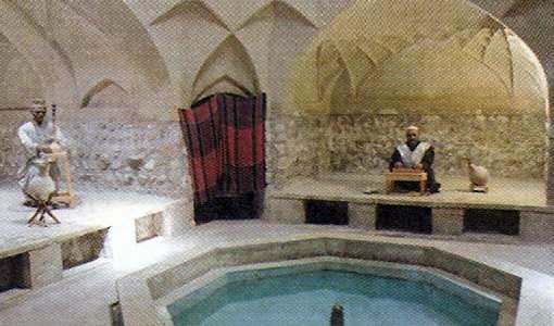 حمام تاریخی گله داری