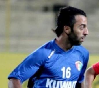 هافبک راست تیم فوتبال کویت مصدوم شد