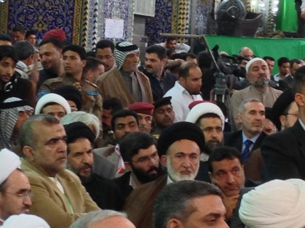 گزارش تصویری ویژه همشهری آنلاین از رونمایی ضریح حرم امام حسین (ع)