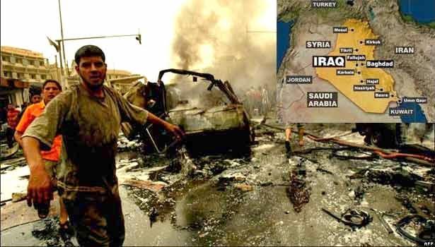 خشونتهای پراکنده در عراق