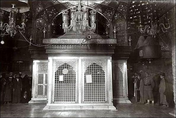 تاریخچه و نحوه ساخت حرم امام حسین
