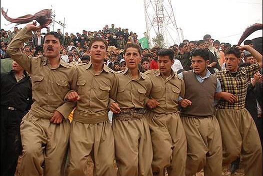 نوروز در کردستان عراق و ترکیه