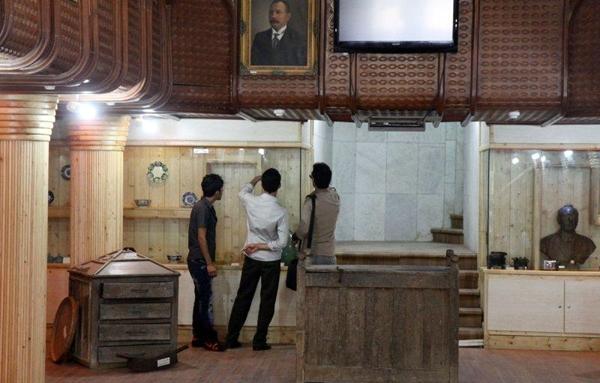 موزههای فرهنگی گیلان