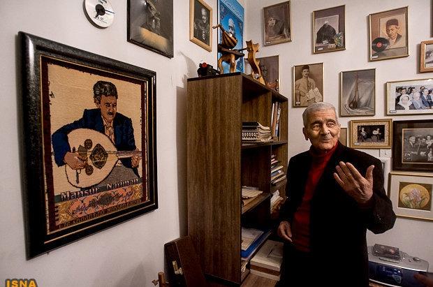 اسکندر ابراهیمی زنجانی، منصور نریمان
