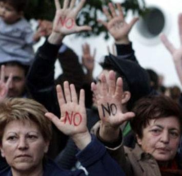 شهروندان اروپایی در معرض حمله ترویکا