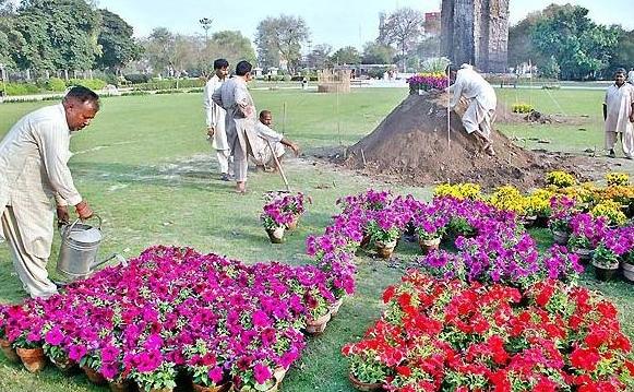 آداب و رسوم مردم پاکستان در نوروز
