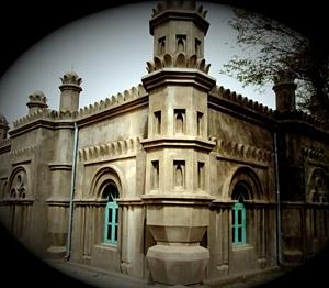 آشنایی با مسجد (موزه) رانگونیها - هرمزگان