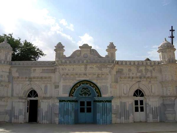 مسجد جامع رانگونیها