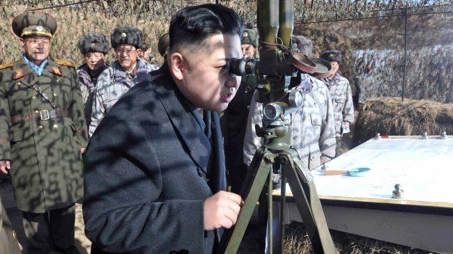 امریکا مسئول گسترش احتمالی جنگ کره به جنگ جهانی است