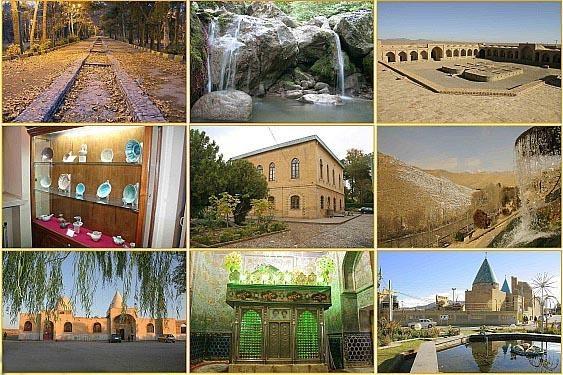جاذبههای گردشگری استان سمنان