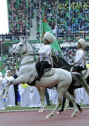 ترکمنستان در نوروز