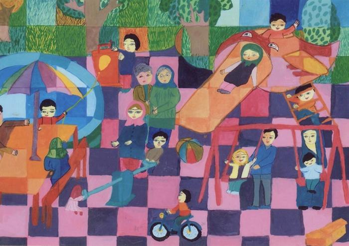 هفت کودک و نوجوان ایرانى جایزه گرفتند