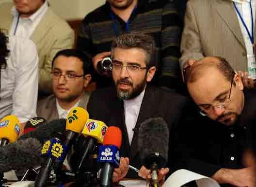 باقری شورای عالی امنیت ملی