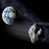 خطر عبور سیارکی از نزدیکی زمین