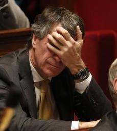 زلزله سیاسی در فرانسه، واکنشها علیه دروغگویی وزیر