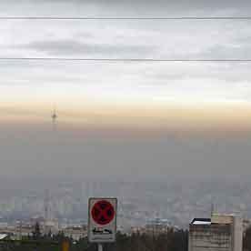پیری زودری، رهاورد هوای آلوده