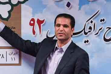 نوروزی مشاور معاون ترفیک شهرداری تهران