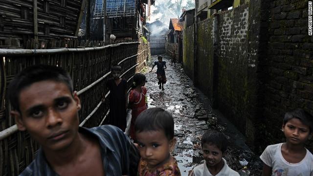 مسلمانان در میانمار