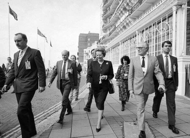 تاچریسم، فاجعه ملی انگلیس