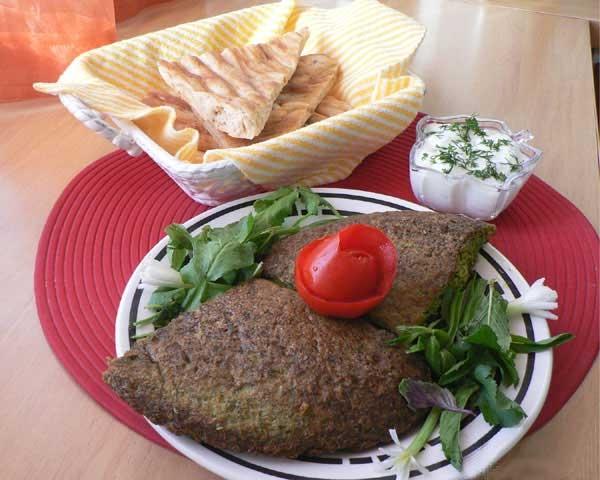 آشنایی با روش تهیه کوکوی اِشپل - غذای محلی گیلان
