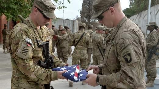 جزئیات تازه از کشته شدن 5 آمریکایی در افغانستان
