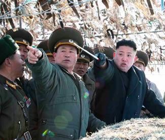 اتمام حجت کره شمالی با کره جنوبی