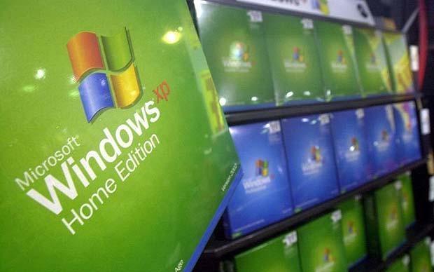 ویندوز XP خطرساز میشود