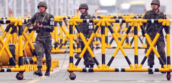 توقف فعالیت منطقه صنعتی مشترک دو کره