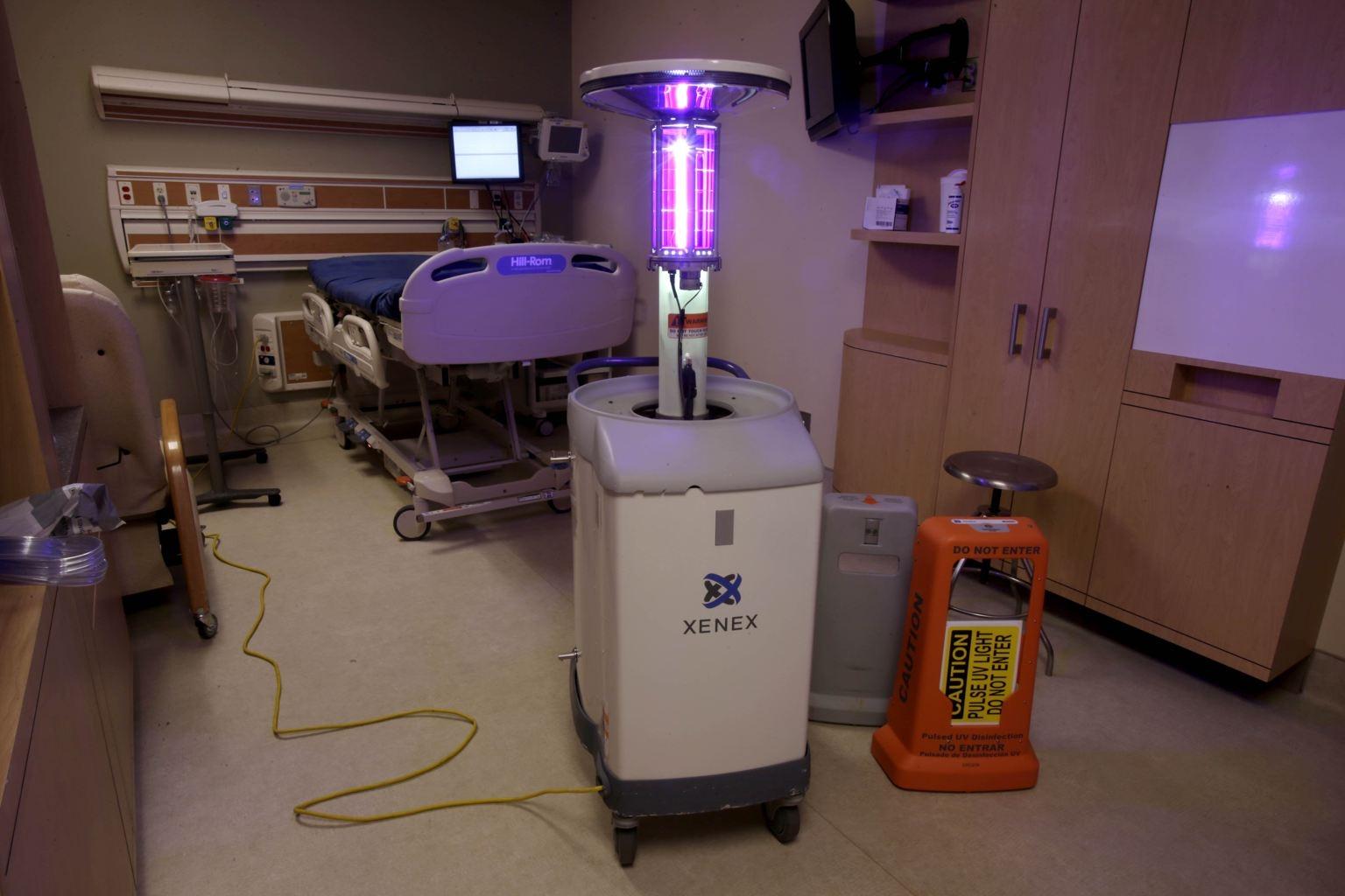 بیمارستانها و دردسر ابرمیکروبها