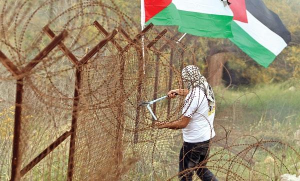 روز زندانیان در فلسطین