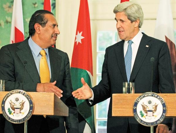 پیشنهاد قطر درباره فلسطین