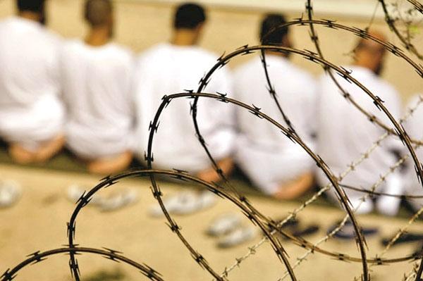 شورش زندانیان در گوانتانامو