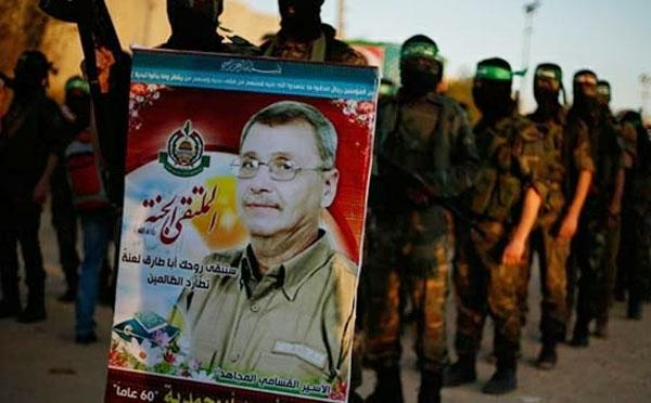 فلسطین؛ همه در تشییع پیکر ابوحمدیه آمدند