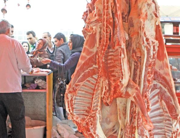 افزایش قیمت گوشت غیرمنطقی است