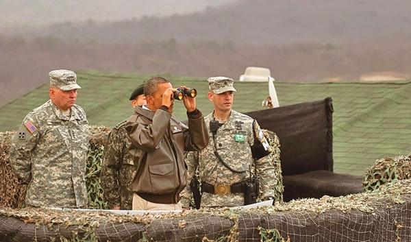 تعویق آزمایش موشکی آمریکا بهدلیل تنش با کره