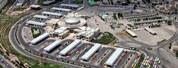 mashhad terminal