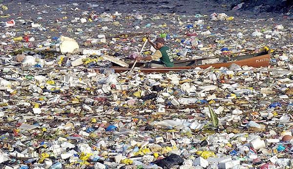 اقیانوسها و زبالهدانی شش برابر مساحت فرانسه