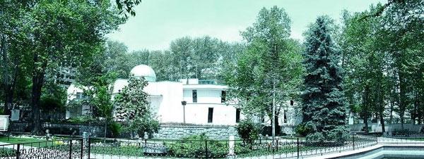 مرکز علوم وستاره شناسی تهران