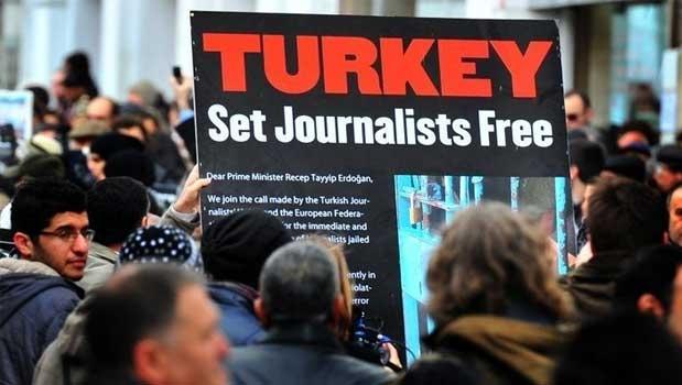 ترکیه، بزرگترین زندان روزنامهنگاران جهان