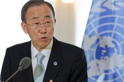 اعلام آمادگی سازمان ملل برای کمک به زلزلهزدگان ایران