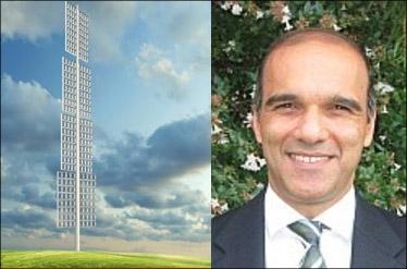 پنجرههای بادی محقق ایرانی برای تولید برق از انرژی خورشیدی