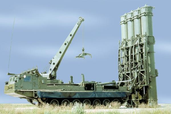سامانه موشکی اس 300