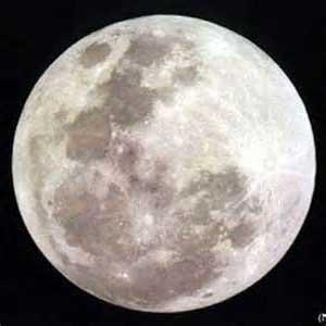 منبع آب ماه و زمین یکسان است