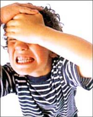 سینوزیت، عامل عوارض چشمی و مغزی در کودکان