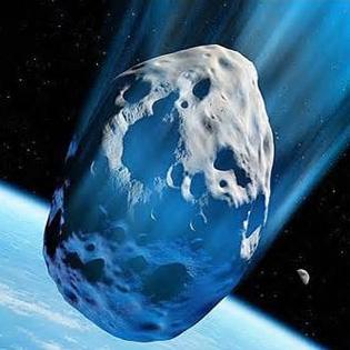 10 خرداد، عبور سیارکی دیگر از نزدیکی زمین