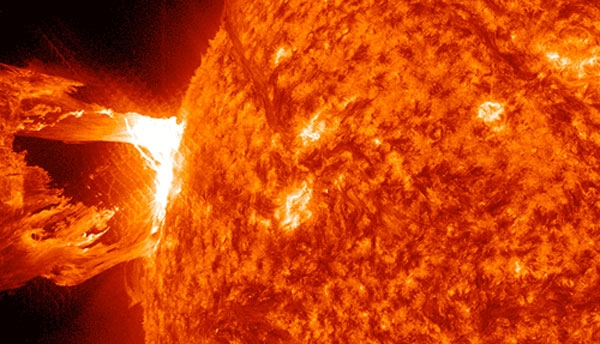 coronal mass ejection or CME