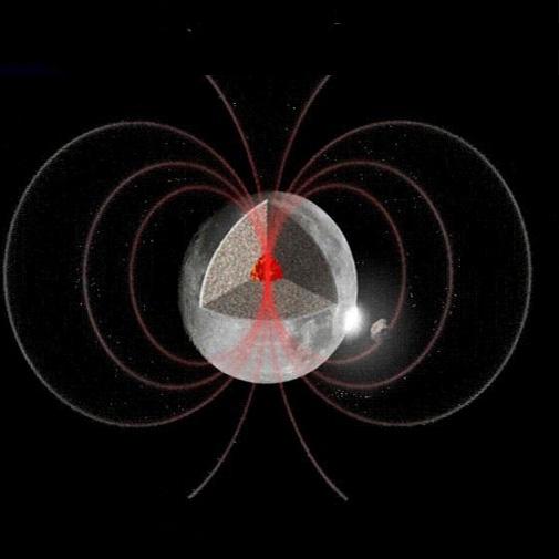 اسرار پیچیدهتر میدان مغناطیسی ماه